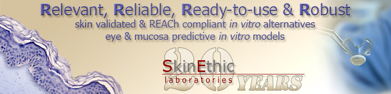 Banner SkinEthic laboratories