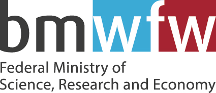 Logo of the Austrian Federal Ministry of Science, Research and Economy