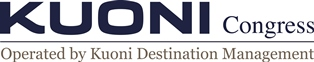 Logo Kuoni Congress our partner for registration ans accomodation